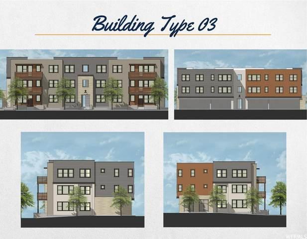 5216 W Black Twigg Dr #203, South Jordan, UT 84009 (#1744192) :: Bustos Real Estate | Keller Williams Utah Realtors