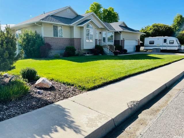 884 S 1700 E, Spanish Fork, UT 84660 (#1744203) :: Gurr Real Estate