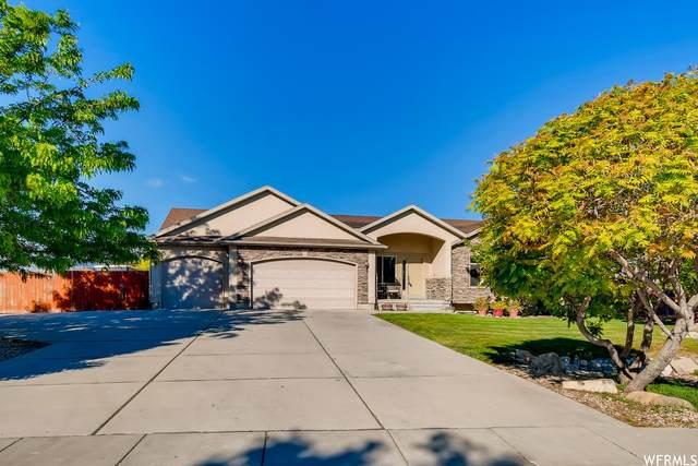 398 S Wrangler Way E, Grantsville, UT 84029 (#1744208) :: Utah Best Real Estate Team | Century 21 Everest