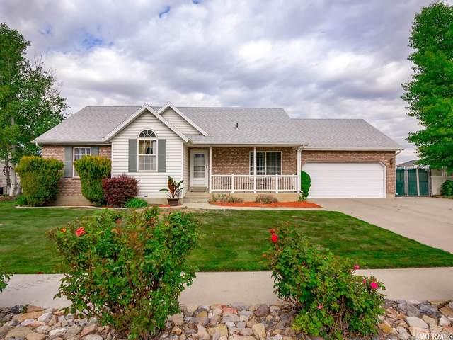 2177 N 825 E, Lehi, UT 84043 (#1744217) :: Gurr Real Estate