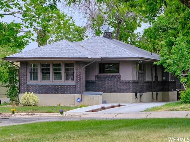 671 E Redondo Ave, Salt Lake City, UT 84105 (#1744228) :: Exit Realty Success