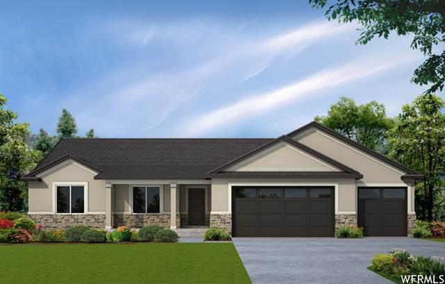 1326 S Red Cliff Dr #240, Santaquin, UT 84655 (#1744231) :: Utah Real Estate