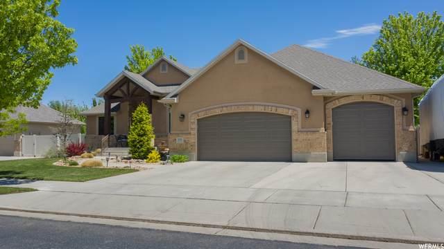 11311 S Via Bonito Dr W, South Jordan, UT 84095 (#1744240) :: Utah Best Real Estate Team | Century 21 Everest