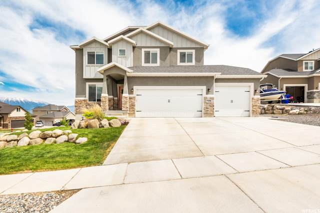 7112 N Golden Ridge Ct, Eagle Mountain, UT 84005 (#1744242) :: UVO Group   Realty One Group Signature
