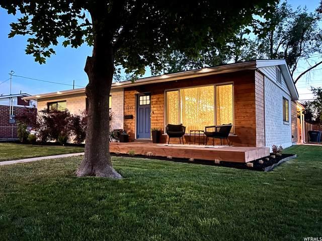 1333 N Buccaneer Dr W, Salt Lake City, UT 84116 (#1744243) :: Utah Real Estate