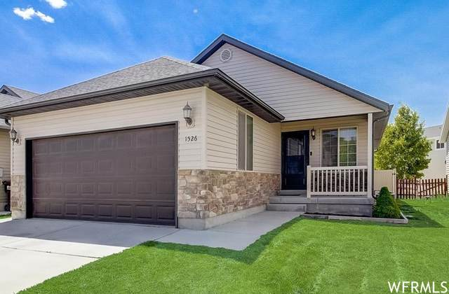 1526 E Shadow Dr, Eagle Mountain, UT 84005 (#1744248) :: UVO Group | Realty One Group Signature