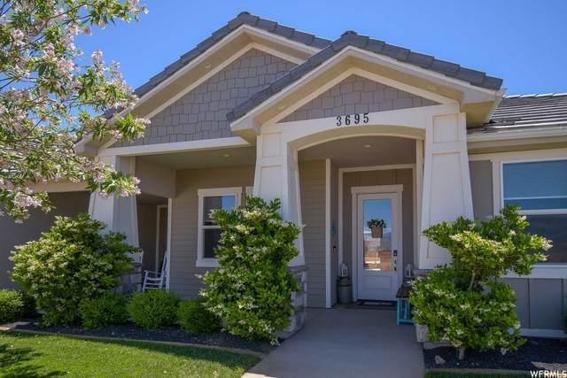 3695 W 2470 S, Hurricane, UT 84737 (#1744260) :: Bustos Real Estate | Keller Williams Utah Realtors
