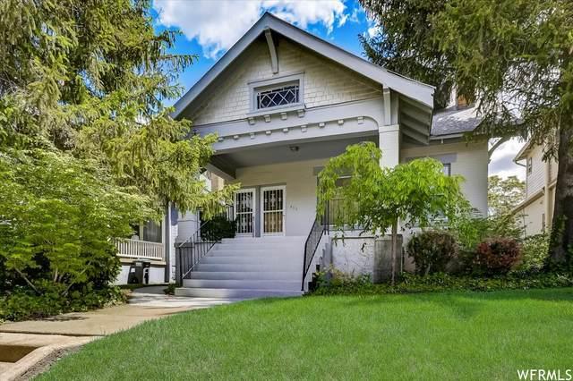 423 S Douglas St, Salt Lake City, UT 84102 (#1744263) :: Bustos Real Estate | Keller Williams Utah Realtors
