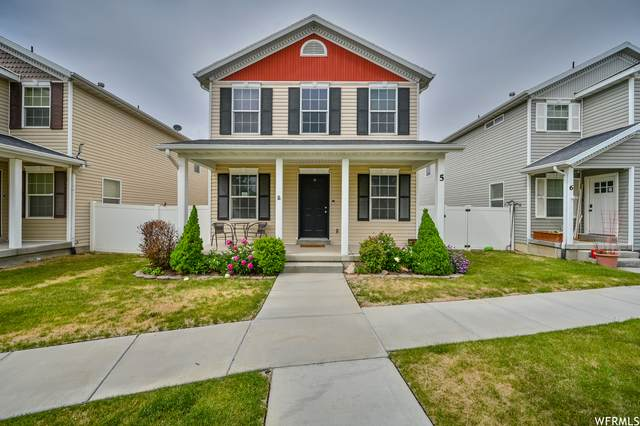 1805 E American Way #5, Eagle Mountain, UT 84005 (#1744293) :: Doxey Real Estate Group
