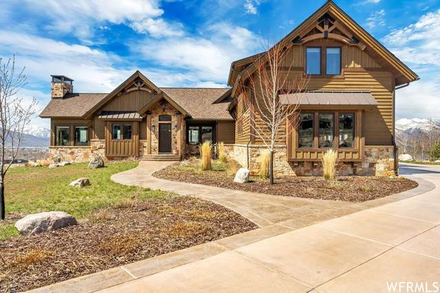 1075 N Oquirrh Mountain Dr N, Heber City, UT 84032 (#1744302) :: UVO Group   Realty One Group Signature