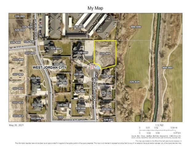9123 S Wasatch Peak Cir #16, West Jordan, UT 84088 (#1744317) :: Pearson & Associates Real Estate