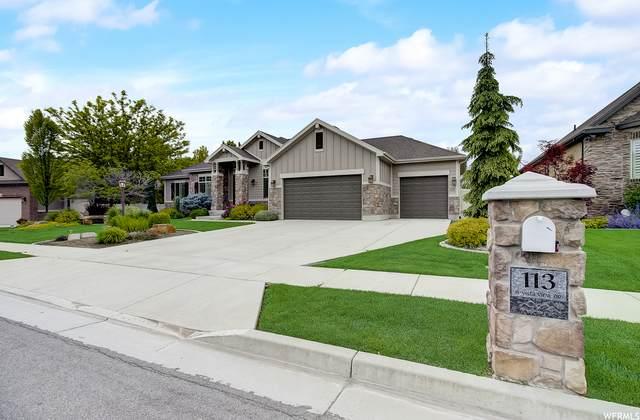 113 N Vista View Dr, Kaysville, UT 84037 (#1744328) :: Utah Real Estate
