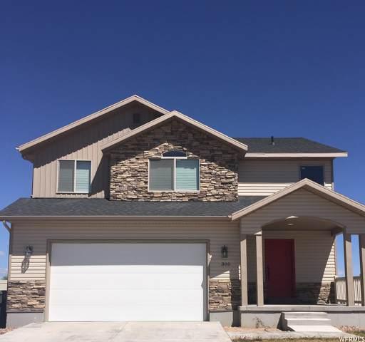300 W 3775 S, Vernal, UT 84078 (#1744332) :: Gurr Real Estate