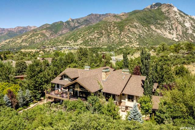 3339 E Wasatch Pines Ln, Sandy, UT 84092 (#1744367) :: Utah Real Estate