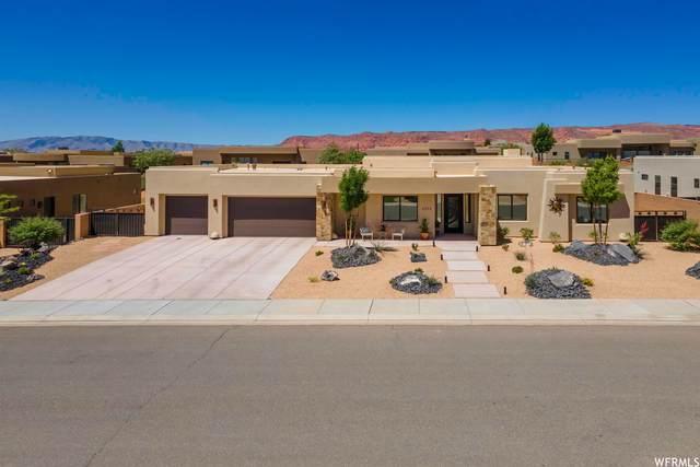 5273 N Hidden Pinyon Dr, St. George, UT 84770 (#1744411) :: Utah Real Estate