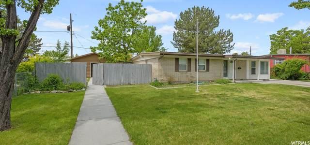 5096 S 1470 W, Salt Lake City, UT 84123 (#1744412) :: Utah Real Estate