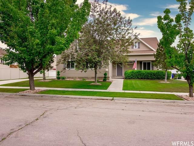 303 Durocher Ln, Tooele, UT 84074 (#1744432) :: Gurr Real Estate