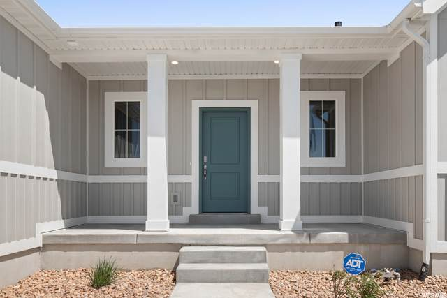 2080 E Emerald Ave #120, Eagle Mountain, UT 84005 (#1744435) :: Berkshire Hathaway HomeServices Elite Real Estate