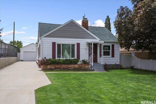 1565 E 23RD St S, Ogden, UT 84401 (#1744446) :: UVO Group | Realty One Group Signature