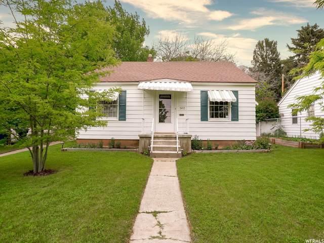 2452 Fillmore Ave, Ogden, UT 84401 (#1744450) :: Utah Real Estate