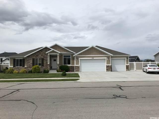 1762 W Kenadi View Way, Riverton, UT 84065 (#1744452) :: Bustos Real Estate | Keller Williams Utah Realtors