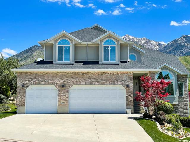 7883 S Majestic Ridge Dr E, Salt Lake City, UT 84121 (#1744462) :: Doxey Real Estate Group