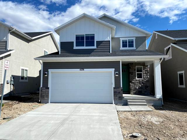 4278 W Red Fleet Ct S #103, Riverton, UT 84096 (#1744472) :: Doxey Real Estate Group
