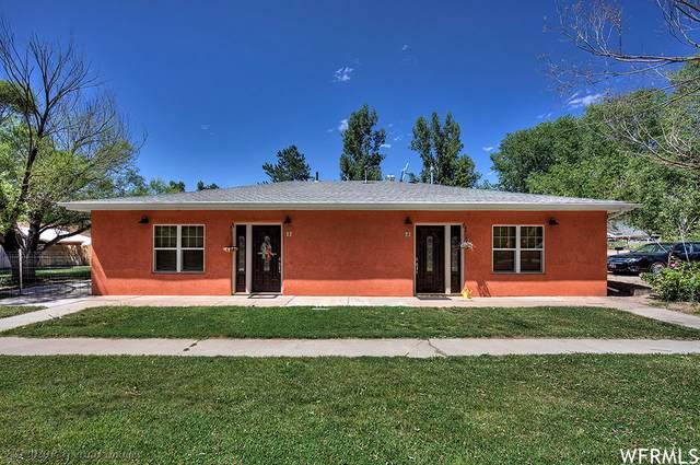 164 S 300 E E-1, Moab, UT 84532 (#1744492) :: Doxey Real Estate Group