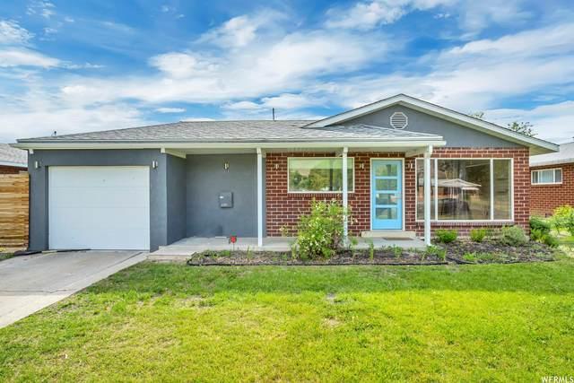 1293 N Colorado St, Salt Lake City, UT 84116 (#1744500) :: Utah Real Estate
