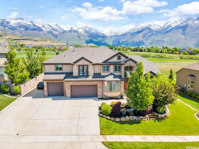 5932 W Park West Rd N, Highland, UT 84003 (#1744502) :: UVO Group | Realty One Group Signature