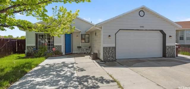 5183 W Festival Dr S, West Valley City, UT 84120 (#1744504) :: Utah Real Estate