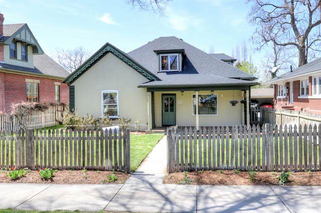 318 S 1000 E, Salt Lake City, UT 84102 (#1744509) :: Utah Real Estate