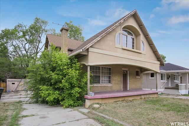 2665 Harrison Blvd, Ogden, UT 84401 (#1744512) :: Utah Best Real Estate Team | Century 21 Everest