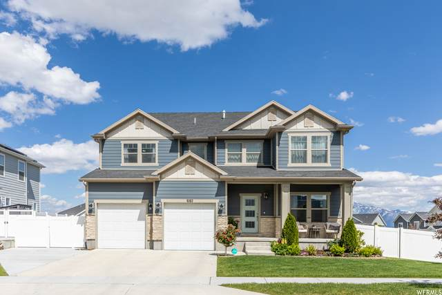 8163 S 6470 W, West Jordan, UT 84081 (#1744519) :: Bustos Real Estate | Keller Williams Utah Realtors