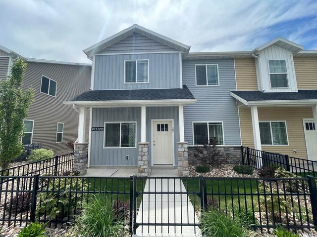 477 W 1570 N #101, Logan, UT 84341 (#1744530) :: UVO Group | Realty One Group Signature