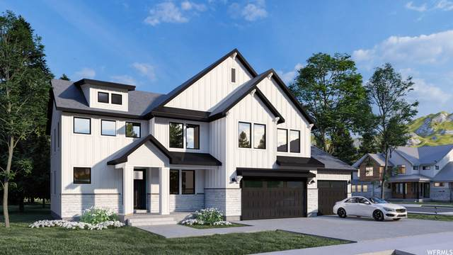3232 S Red Wolf Dr W #5309, Saratoga Springs, UT 84045 (#1744539) :: Colemere Realty Associates