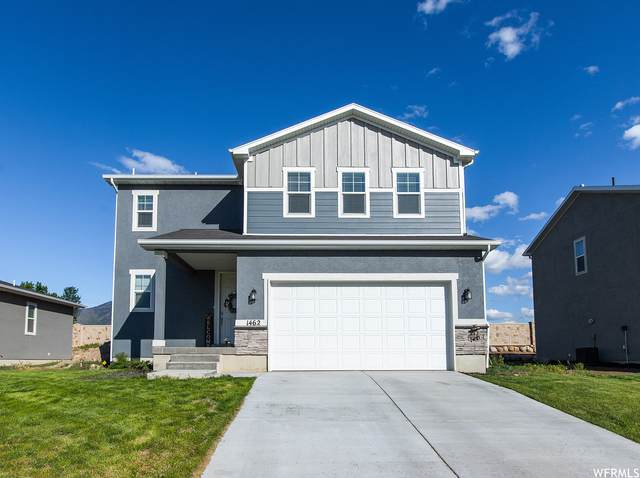 1462 N Sunset Dr E, Spanish Fork, UT 84660 (#1744542) :: UVO Group | Realty One Group Signature