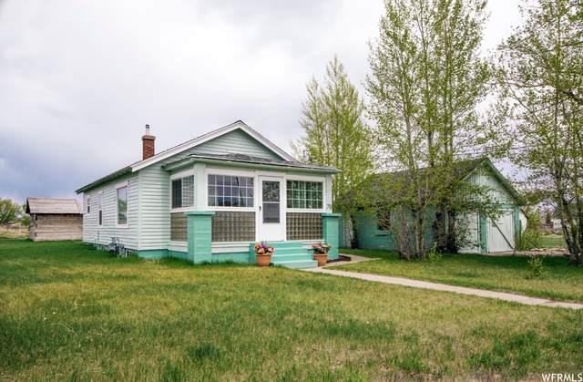 70 W Canyon St, Randolph, UT 84064 (#1744544) :: Gurr Real Estate