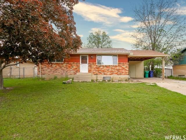 5932 S 3000 W, Roy, UT 84067 (#1744559) :: Gurr Real Estate