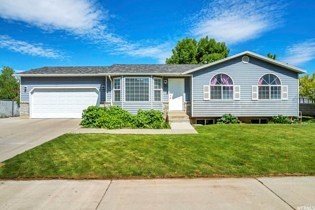 1634 S 2850 E, Spanish Fork, UT 84660 (#1744563) :: UVO Group | Realty One Group Signature