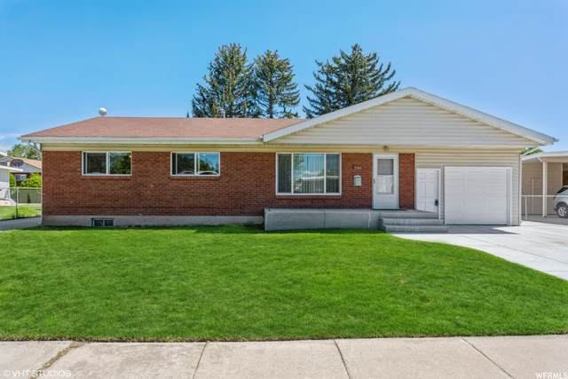 2349 W 4925 S, Roy, UT 84067 (#1744573) :: Doxey Real Estate Group