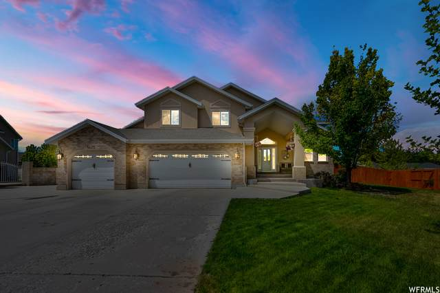5172 W 8320 S, West Jordan, UT 84081 (#1744586) :: UVO Group | Realty One Group Signature