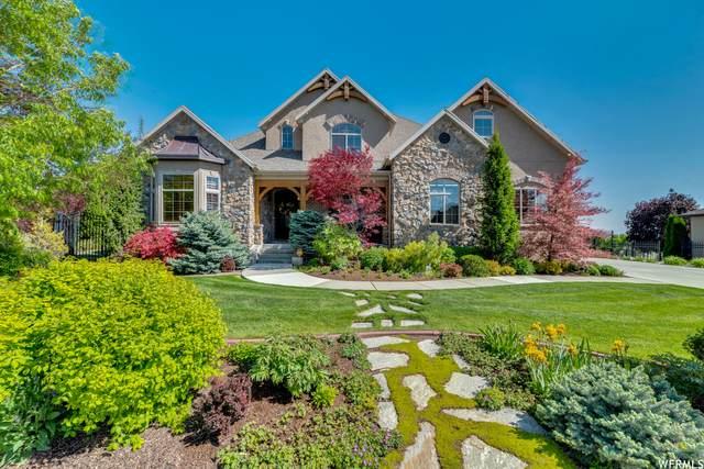 3298 N 1250 W, Pleasant View, UT 84414 (#1744602) :: Real Broker LLC