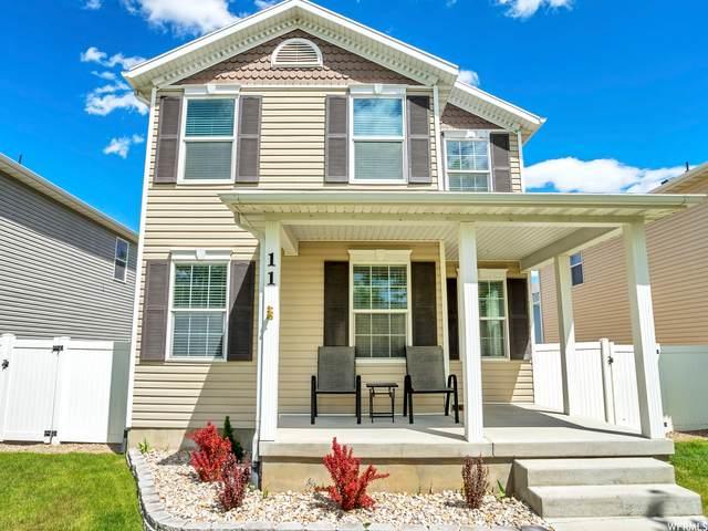 1805 E American Way Way #11, Eagle Mountain, UT 84005 (#1744603) :: Utah Real Estate