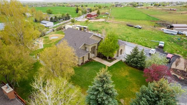 35 E Oakridge Ln, Oakley, UT 84055 (MLS #1744612) :: High Country Properties