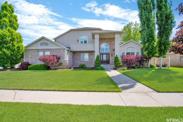 39 S 2625 E, Layton, UT 84040 (#1744624) :: Utah Best Real Estate Team | Century 21 Everest