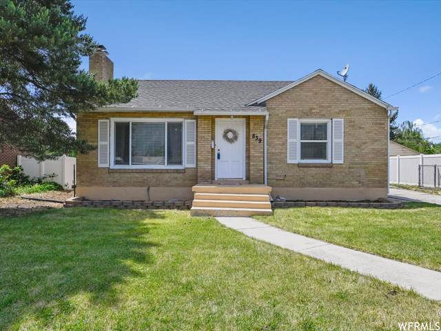 839 N 750 W, Provo, UT 84604 (#1744633) :: UVO Group   Realty One Group Signature