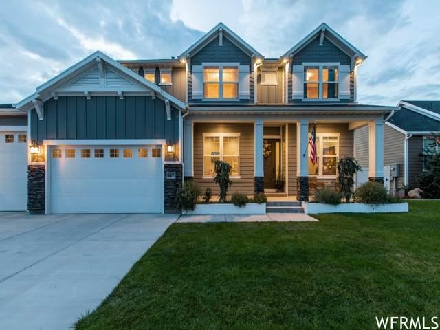 617 E Rockwell Vis S, Draper, UT 84020 (#1744634) :: Utah Best Real Estate Team | Century 21 Everest