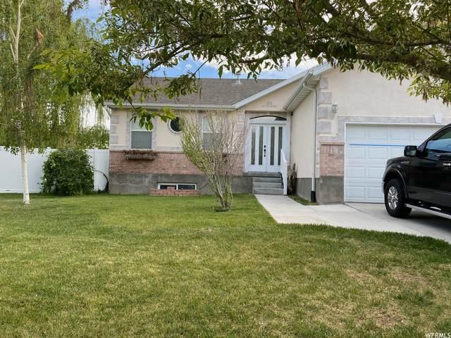 129 W Jamaica Way, Saratoga Springs, UT 84045 (#1744636) :: Utah Real Estate