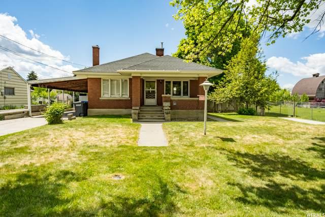 172 E 200 N, Smithfield, UT 84335 (#1744639) :: Gurr Real Estate